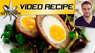 How To Make Scotch Eggs - Video Recipe