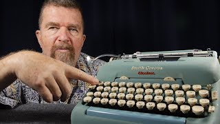 Typewriter Video Series - Episode 72: Efficiency and Keyboard Layouts