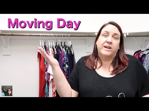 Packing Up The Vanity + Moving Day + Basement Tour Vlog | PaulAndShannonsLife