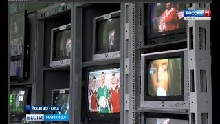 Йошкаролинцев готовят к переходу на цифровое телевещание - Вести Марий Эл
