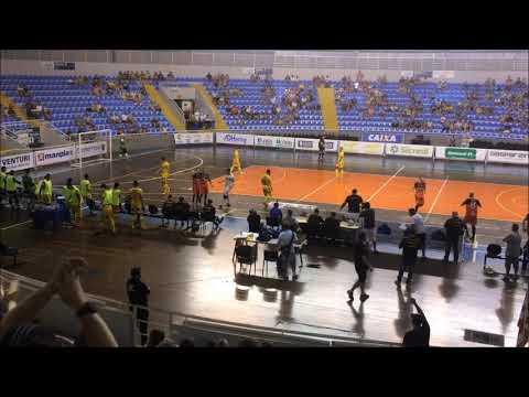 Gols: Blumenau Futsal 3x5 Jaraguá Futsal