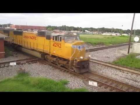 Railfanning In Plant City FL 8/14/16