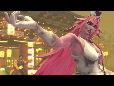 Ultra Street Fighter IV - All Costumes / Skins *All Intros* (1080p 60FPS)