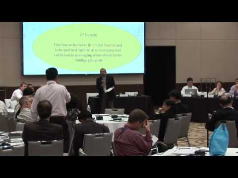 International Conference on Watershed Management: Debate on Water Governance (1)