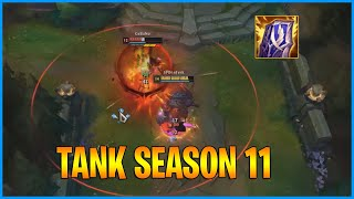 Here's Literally TANK Season 11...LoL Daily Moments Ep 1202