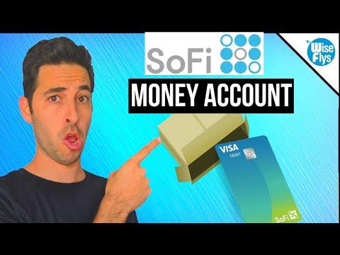 sofi-money-account-debit-card-unboxing-&-review
