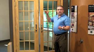 French Doors Locking System