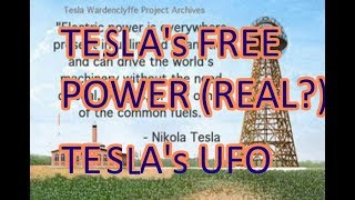 Nikola Tesla  Documentary - The Other Stuff Missed, Lost Knowledge on Gravity,Free Energy,UFOs