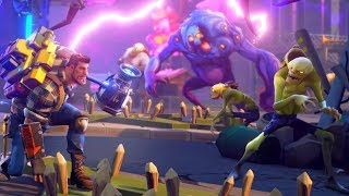 First Time Playing Save The World -  Fortnite Save The World Gameplay