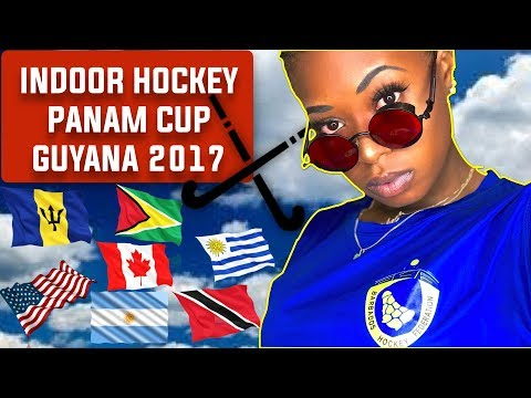 Guyana Hockey Tour #IPAC2017 Travel Vlog 1