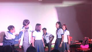 The Hedonist Scene 6 by 12 HUMSS-SOCRATES.