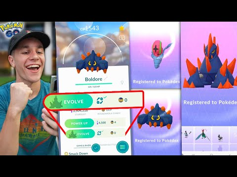 WHAT A BEAST! My FIRST EVER Trade Evolution in Pokémon GO!