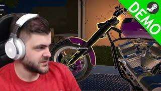 Bądź mechanikiem motocykli - Motorcycle Mechanic Simulator 2021