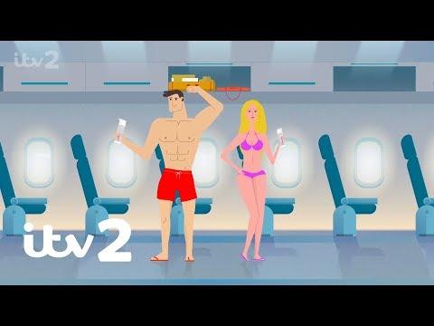 Love Island | In-flight safety video | ITV2