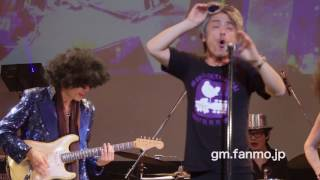 Guitar☆Man DISCO #015 BURLESQUE with fashiontv Ain't No Fun To Me G...