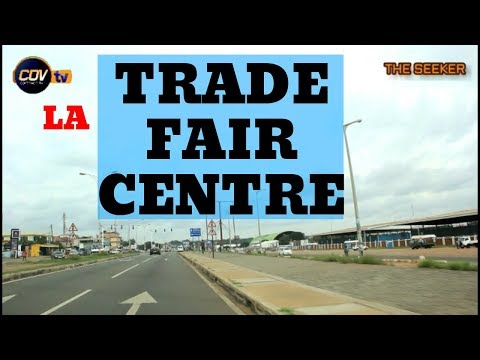 Ghana International Trade Fair Centre, via Labadi township Accra, Ghana: Enjoy the ride.