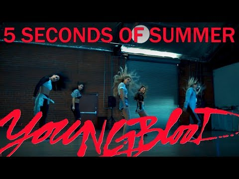 "5 Seconds Of Summer - ""Youngblood"" (DanceRoutine/Tutorial) 
