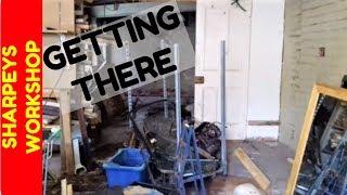 New Old Workshop, Excuses, Stickers Vlog