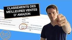 Amazon - CLASSEMENTS DES MEILLEURES VENTES D' AMAZON (BSR)
