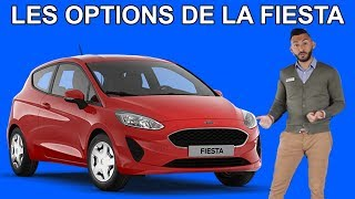 Les tutos de Berbi : Les Options de la nouvelle Ford Fiesta