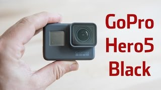 GoPro Hero5 Black Unboxing