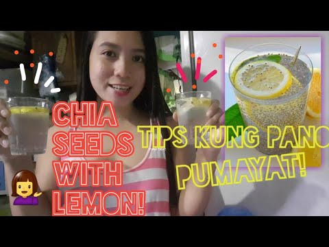 chia-seeds-with-lemon-||-pano-pumayat-tips