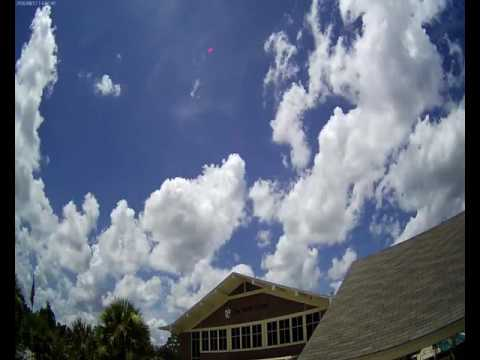 Cloud Camera 2016-08-12: Jacksonville Country Day School
