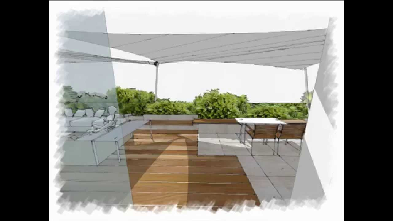 progetto outdoor di un terrazzo in bologna olialf youtube