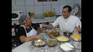 Chef Adeilton Meira - Sabor da sua Casa - Galinha Caipira Nordestina