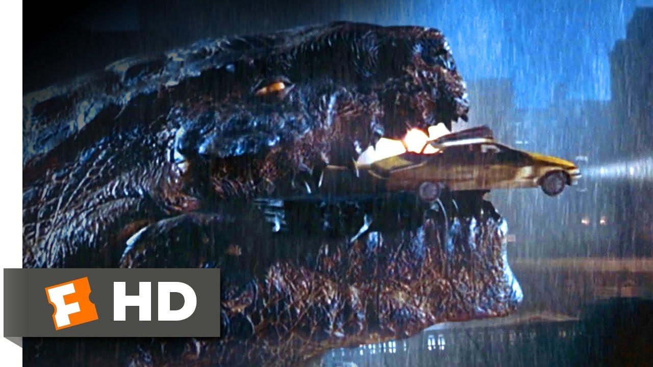 Godzilla 1998 - Were In His Mouth Scene 910 -3557