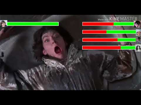 Home Alone 3 Final Battle With Healthbars