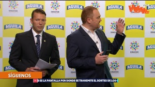 Liga Aguila 2018-II | Sorteo de los playoffs