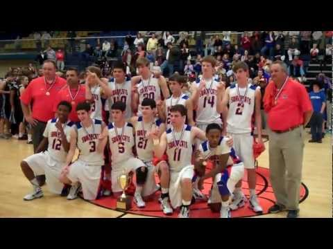Laurence Manning Academy being Crowned as SCISA AAA State Champions