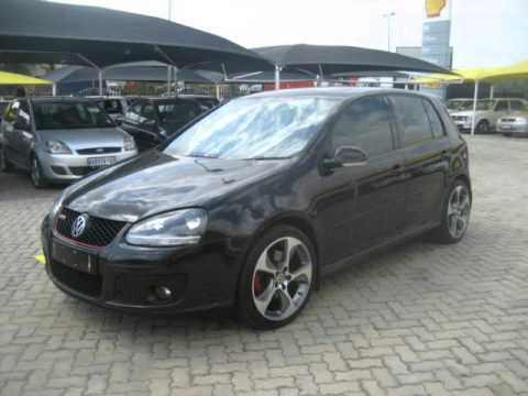 2008 volkswagen golf 5 gti 2 0 dsg auto for sale on auto trader south africa youtube. Black Bedroom Furniture Sets. Home Design Ideas