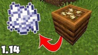 как пользоваться компостером в игре minecraft