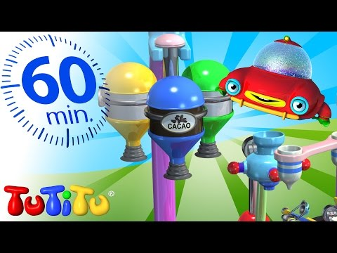 TuTiTu Specials | Chocolate Maker Machine  | And Other Surprising Toys | 1 Hour Special