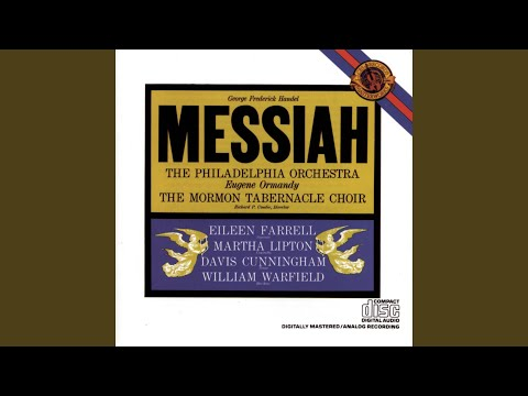 Messiah: Chorus: And the glory of the Lord (Voice)