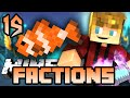 "Minecraft Treasure Wars Adventure ""Finding NEMO Raid?"" Episode 15 (Minecraft Factions)"