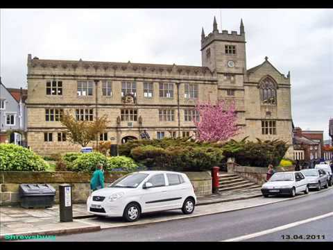 Shrewsbury town Centre, Shropshire, England, UK