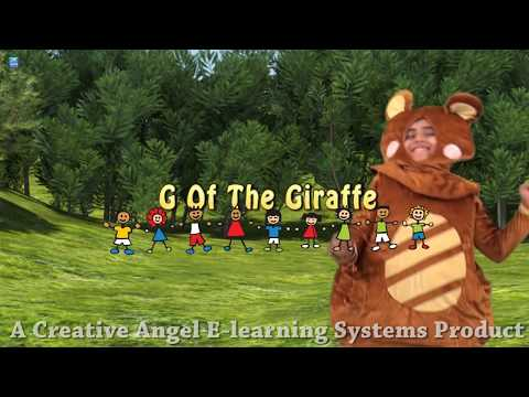 G of the Giraffe - Nursery Rhymes for Kids with Lyrics