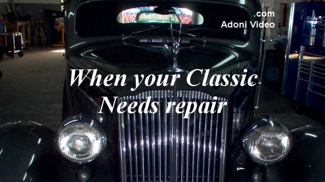 Custom Auto Repair And Restoration Of Vintage Classic And Muscle Cars Pompano Beach Florida