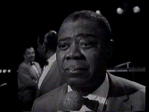 Louis Armstrong Back O'Town Blues 1970