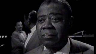 Louis Armstrong Back O
