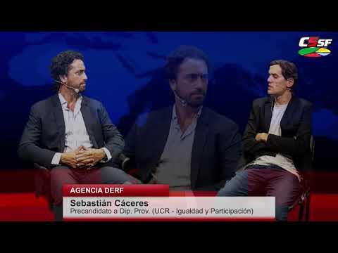 Sebastián Cáceres: Encarnamos una propuesta distinta y comprometida