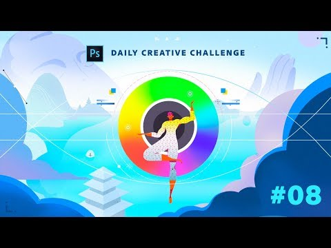 Photoshop Daily Creative Challenge #08