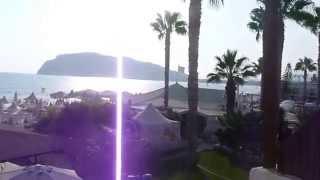 Banana Hotel 4, Турция(Вид на пляж с балкона * * * * * * * * * * * * * Читайте мой отзыв о Banana Hotel 4 http://dichoice.ru/2014/05/banana-hotel-4-turciya-alanya-otzyv/ Шоппинг..., 2014-05-01T05:47:37.000Z)