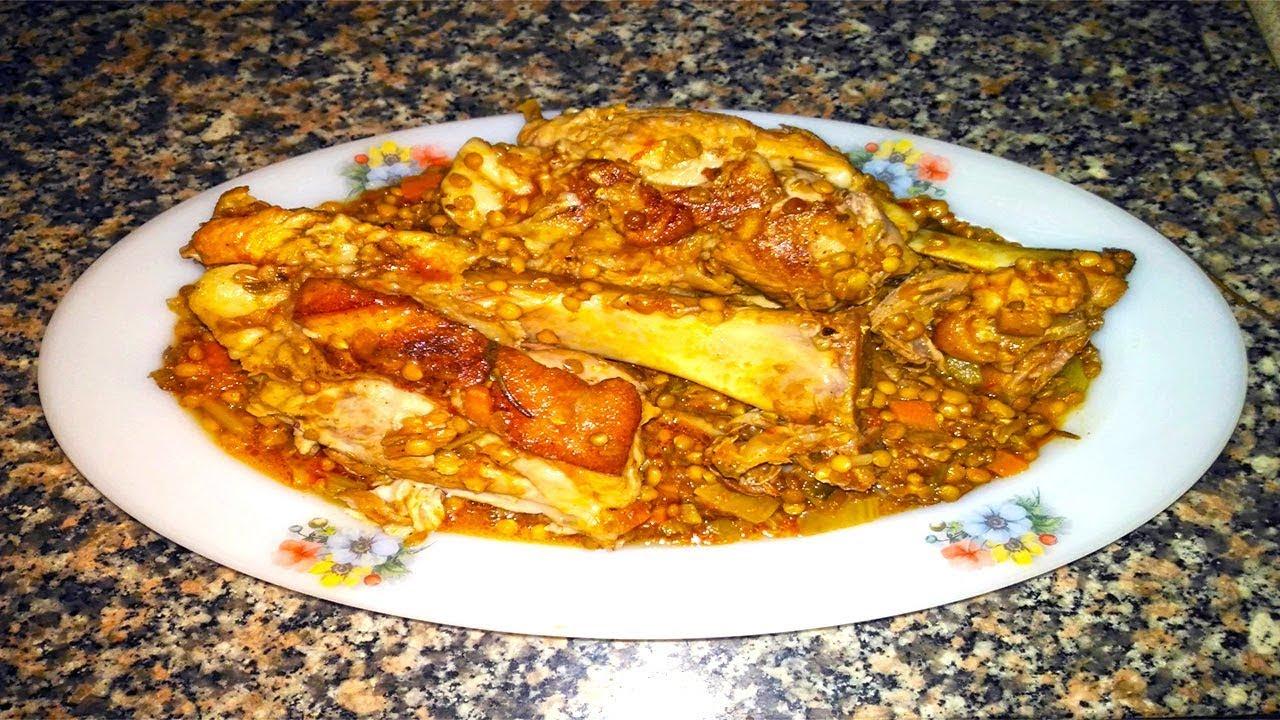 Ricetta come cucinare lo stinco di maiale in padella con - Come cucinare le lenticchie con cotechino ...