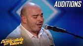 Paul's INCREDIBLE voice brings on waterworks | AUDITIONS | Australians Got Talent 2019