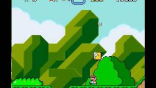 Super Mario World Challenge part 2 game over und ohne sound