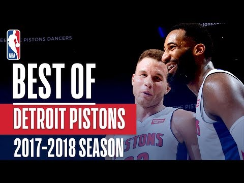 Best of Detroit Pistons | 2017-2018 NBA Season
